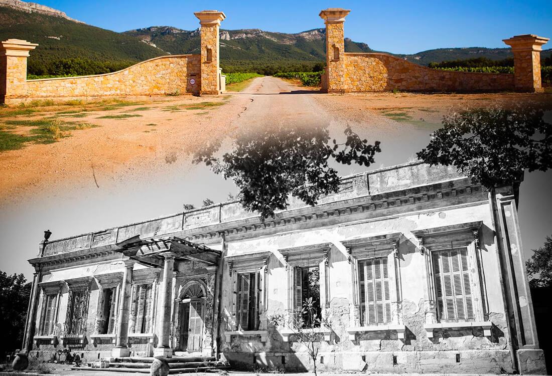 Chateau Roquefeuille Pourrières - ADT