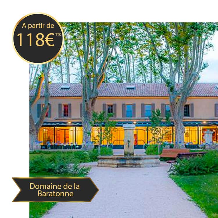 Domaine de la Baratonne - ADT