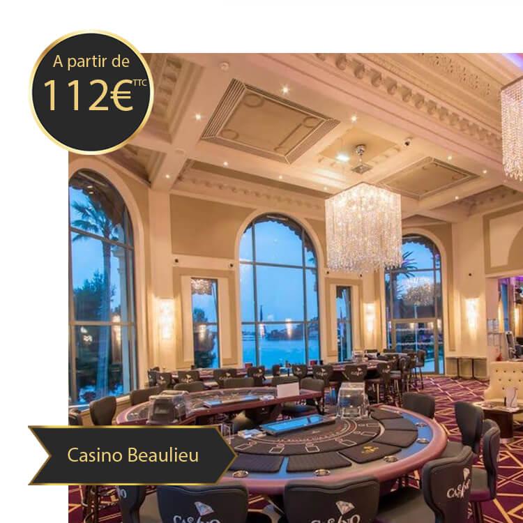 Casino de Beaulieu - ADT