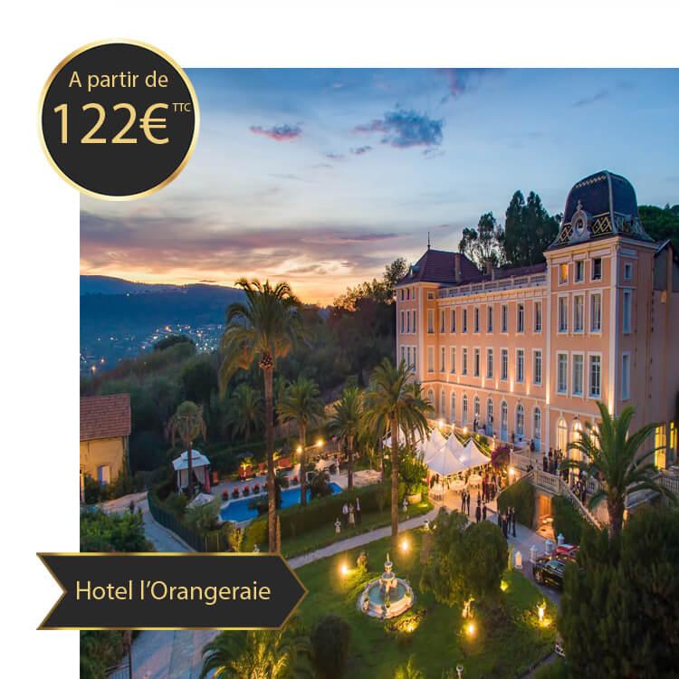 Hôtel l'Orangeraie - ADT