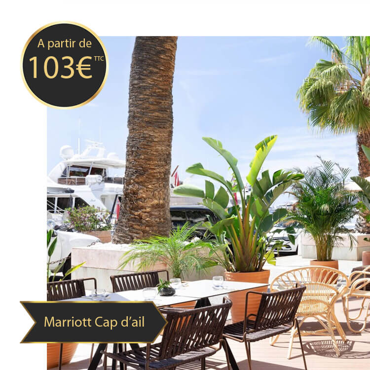 Riviera Marriott La Porte de Monaco - ADT