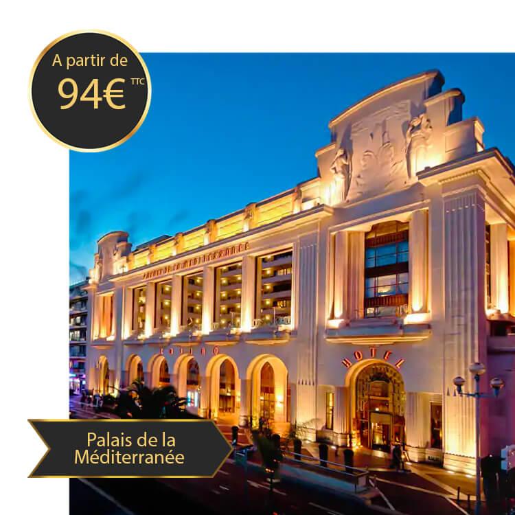 Palais de la Méditerranée - ADT